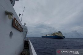 Bakamla RI memperingatkan kapal Yunani lalu lalang di ALKI III