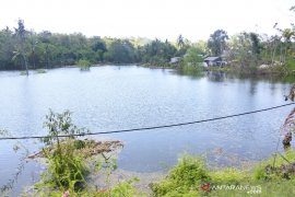 Pascabadai Seroja danau baru muncul di Kota Kupang