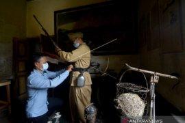 Warga Padang Pariaman dirikan museum perang secara swadaya
