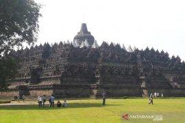 Candi Borobudur ditutup bagi wisatawan mulai  8-17 Mei 2021