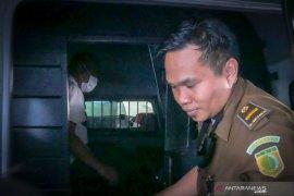 Penyidik kejaksaan lanjutkan pemeriksaan mantan Kadistanbun NTB tersangka jagung