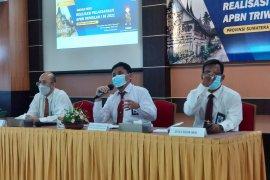 Realisasi Program Pemulihan Ekonomi di Sumbar mencapai Rp1,29 triliun