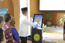 Disdukcapil Solok luncurkan inovasi sistem pelayanan terintegrasi