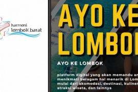 "Lombok Barat promosikan pariwisatanya lewat aplikasi \""Ayo ke Lombok\"""