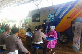 PT Jasa Raharja Lampung hadirkan MUKL di Samsat Pesawaran