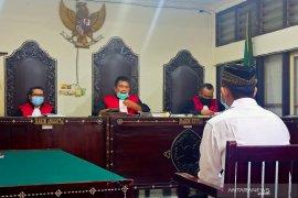 Bunuh kekasihnya tengah hamil, mahasiswa di Mataram dituntut 15 tahun penjara