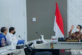 Gubernur sampaikan potensi kelautan dan perikanan pada Trenggono