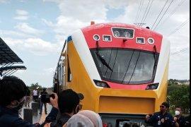 Pembangunan stasiun rel kereta api di Kabupaten Maros dan Pangkep digenjot