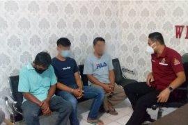 Polisi bekuk tersangka penjual daging celeng berkedok daging sapi
