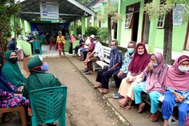Kabupaten OKU targetkan vaksinasi COVID-19 jangkau 26 ribu  lansia