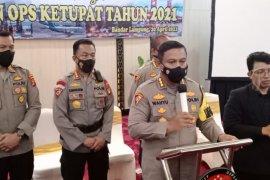 Polda Lampung, Sumsel dan Banten gelar rakor Operasi Ketupat 2021