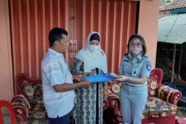 Jasa Raharja Lampung sebut penyaluran dana santunan turun 6,93 persen di triwulan I