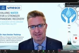 UNESCO soroti ketimpangan akses air di saat pandemi COVID-19
