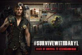 Cetak 60 juta unduhan, State of Survival kenalkan tokoh Daryl Dixon