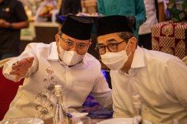 Calon Ketum Kadin Arsjad Rasjid pulang kampung, minta dukungan Sumatera Selatan