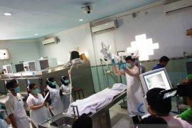 Pengurus pusat PPNI bezuk perawat RS Siloam korban penganiayaan