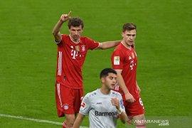 "Bayern \""kunci\"" gelar juara setelah tundukkan Leverkusen"
