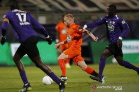 Montpellier ke semifinal Piala Prancis juga tim kasta ke empat buat kejutan