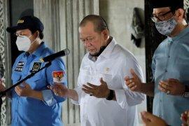 Ketua DPD kenang almarhum Listianto Raharjo legenda panutan kiper Tanah Air