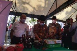 Antisipasi lonjakan harga bahan pokok di Ramadhan dan ditengah pandemi COVID-19, ini dilakukan Pemkot Padang