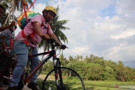 Sandiaga Uno akan kunjungi desa wisata di lereng bukit berpemandangan sawah dan ladang di Pariaman