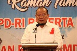 Ketua DPD minta polisi usut temuan pidana kebakaran kilang minyak Pertamina