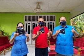 PDAM Jayapura sediakan 10 ribu masker untuk pencegahan COVID-19