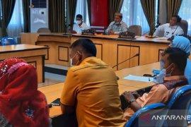 Pemkot Palu  terima kunjungan kerja DPRD Pohuwato bahas Perda RT/RW