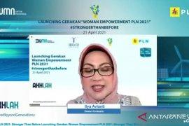 Hari Kartini, momentum peluncuran gerakan 'women empowerment' PLN 2021