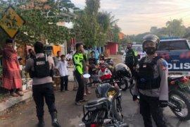 Polres Majene Sulawesi Barat tangkapi pelaku balap liar