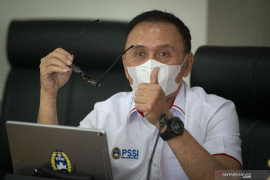 Ketua umum PSSI: Liga 1 dan Liga 2 dijadwalkan kembali bergulir mulai Juli