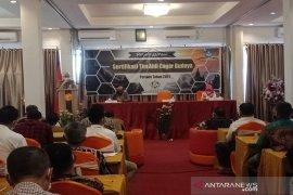 Kembangkan sektor budaya, Dikbud Sulawesi Tenggara sertifikasi ahli cagar budaya