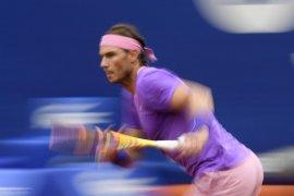 Nadal kewalahan mengatasi petenis ranking 111 Ivaskha di Barcelona
