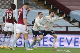 City tundukkan Villa dalam laga yang berakhir 10 lawan 10