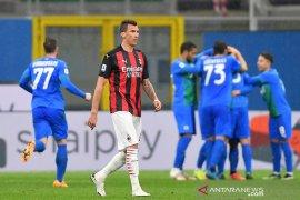 Milan dibantai Sassuolo di San Siro