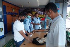 Petugas Rutan Padang temukan barang diduga narkoba dalam bungkus nasi