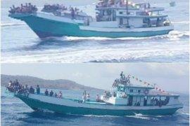 Dua kapal nelayan Kupang hilang saat badai Seroja belum ditemukan