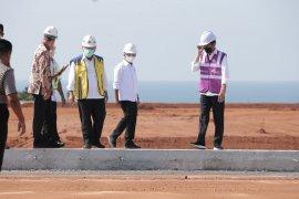 Kepala BKPM Bahlil terus promosikan KIT Batang ke investor