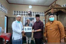 Bupati Pesisir Selatan safari Ramadhan ke Masjid Nurul Hidayah Painan Timur