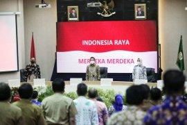 """Wali Kota paparkan program\"""" Makassar Recovery ke Mendagri"""