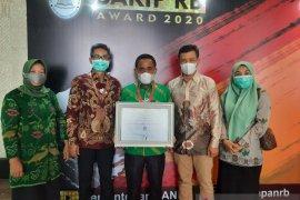 Kemenpan beri penghargaan evaluasi SAKIP kepada Pemkot Palu