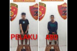Gegara curi handphone, dua pemuda ingusan di Sumbawa nikmati Bulan Ramadhan di tahanan