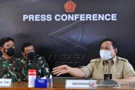 Konferensi Pers Terkait KRI Nanggala 402