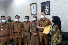 Wakil Bupati Lampung Selatan terima hasil pemeriksaan BPK RI perwakilan Lampung