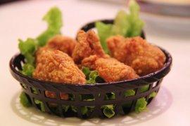 Bahan dan cara membuat chicken popcorn
