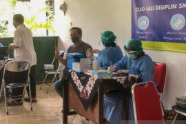Vaksinasi di Kota Yogyakarta capai 93.000 orang