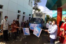 1.000 paket ikan berkualitas disalurkan SKIPM untuk bantu warga terdampak COVID-19