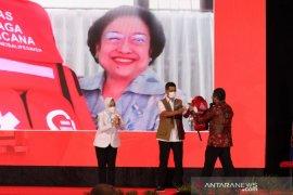 Megawati minta perhatian untuk potensi gempa menimpa DKI Jakarta