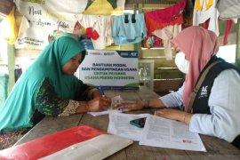 ACT bantu usaha mikro dan guru honorer di Sulteng