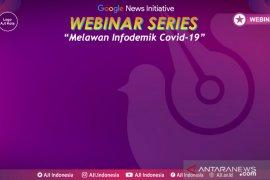 AJi Manado gelar webinar Lawan Infodemik Tanggulangi COVID-19